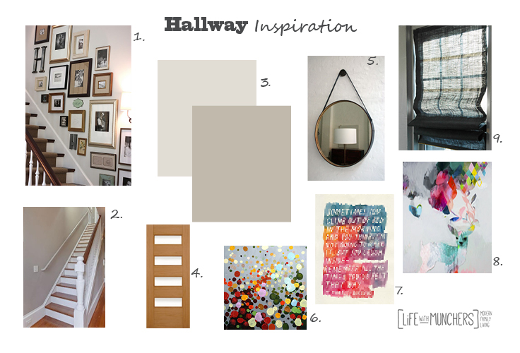 Hallway Decorating Ideas – Project House #2