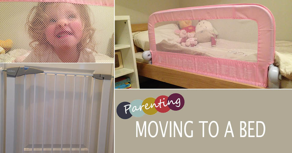 Moving from cot to bed