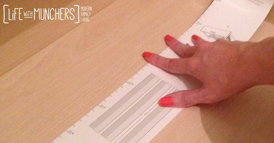 Drawer organising measure