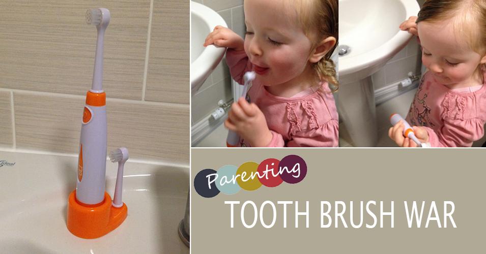 Teeth Brushing in Children