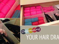 organising your hair drawer