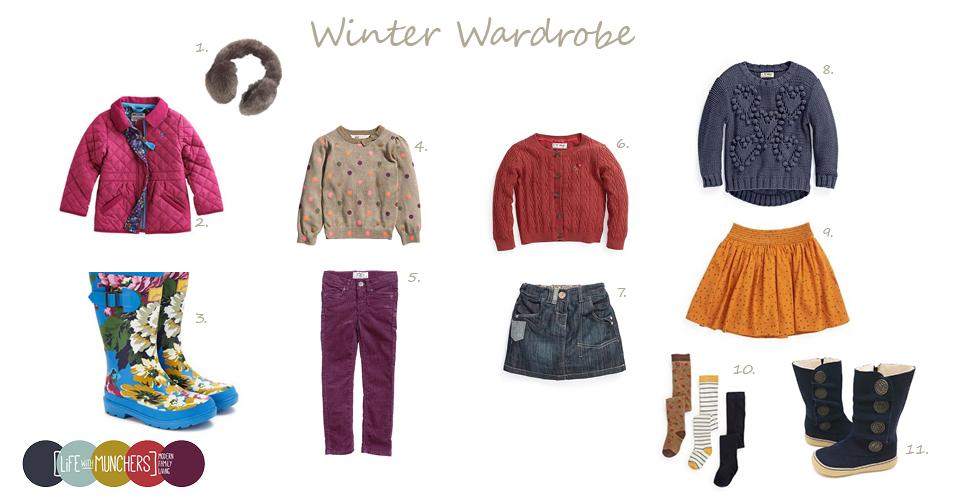 Winter Wardrobe Essentials – Munch