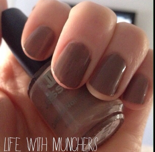 Nails of The Day – 21st November 2013