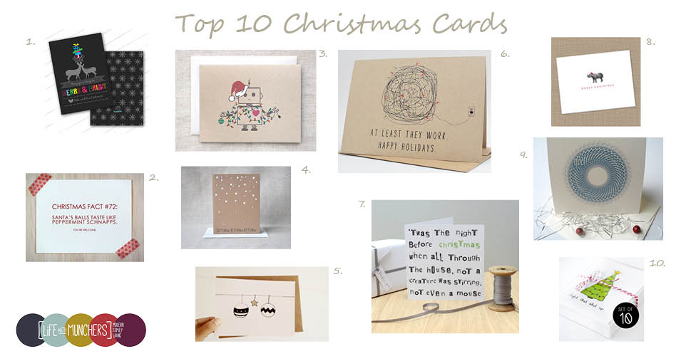 Christmas Card Ideas Top 10 Picks