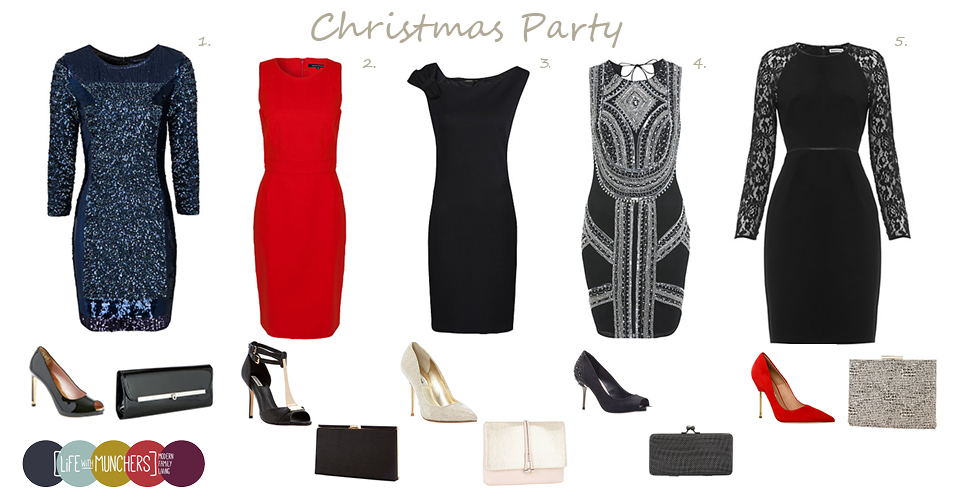 christmas party dress wishlist