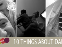 10 things about daddy