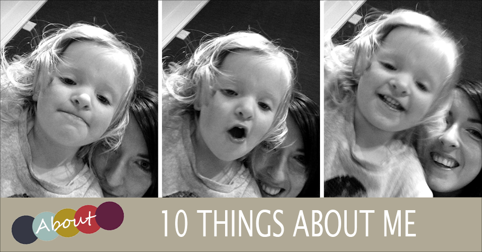 10 Things About Pamela | Bite Size Munchers