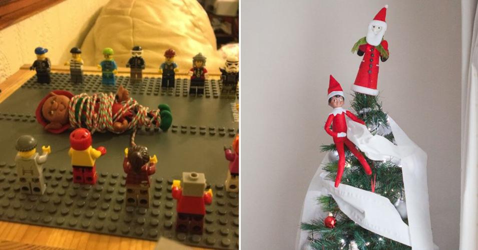 Elf on the Shelf Blog Hop #Elftakeover | 10th December