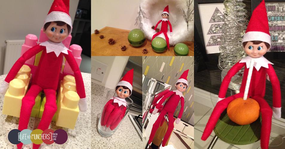 Elf on The Shelf Blog Hop – Week 3