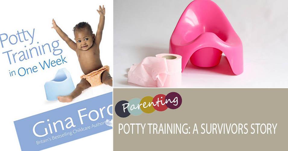 Potty Training Survivor story