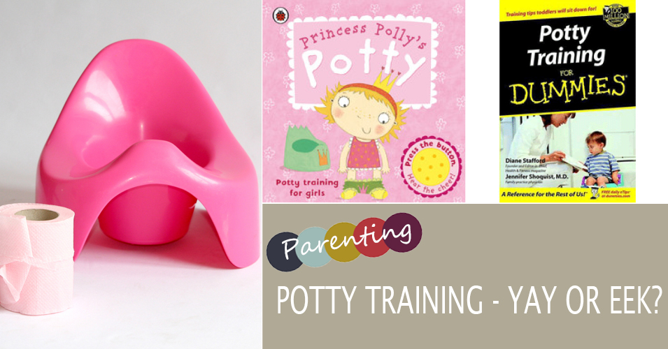 Potty training for parents