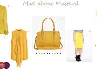 Mustard fashion trend