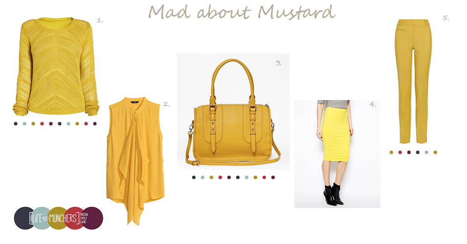 Mad About Mustard Fashion | Spring 2014