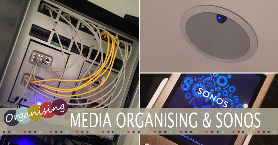 sonos and media organisation