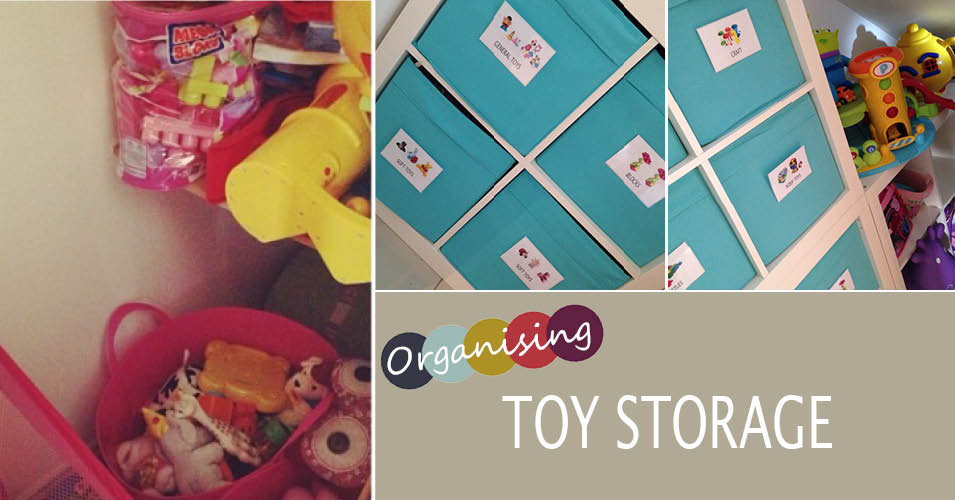 Under The Stairs Storage | Toy Organisation