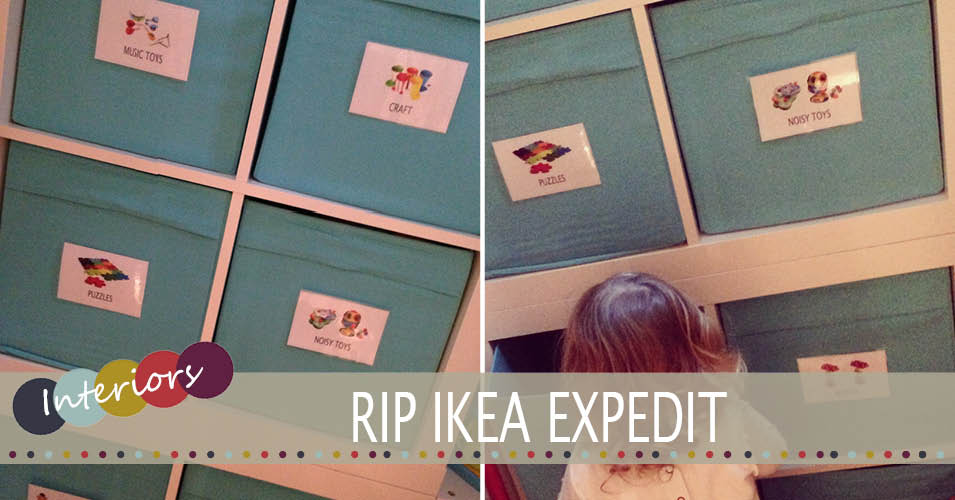ikea expedit discontinued
