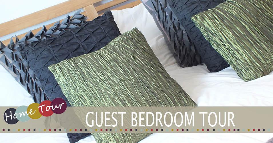 Guest room tour