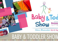 baby & toddler show Bluewater 2014