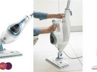 black & decker steam mop perfume