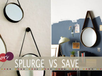 splurge vs save captains mirror