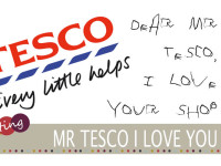 tesco i love you