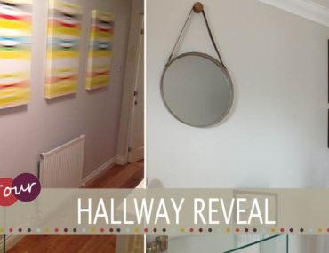 hallway home tour
