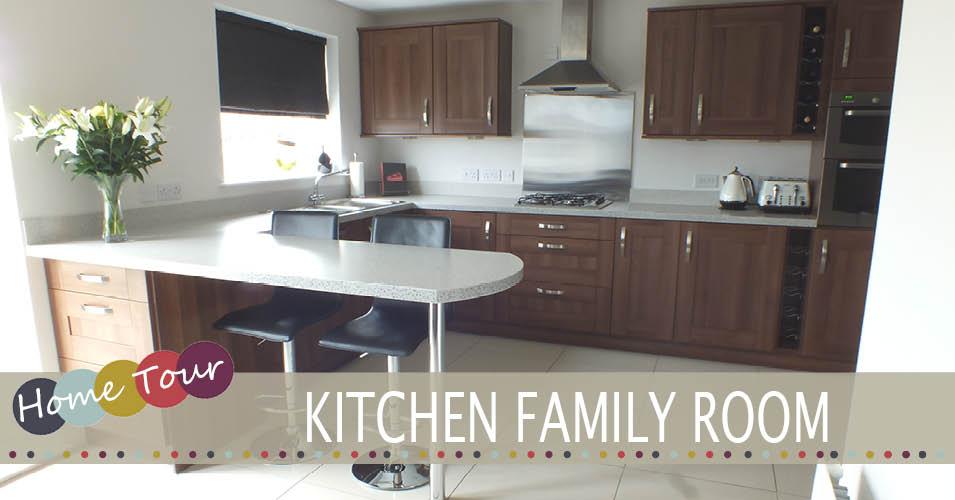 kitchen home tour