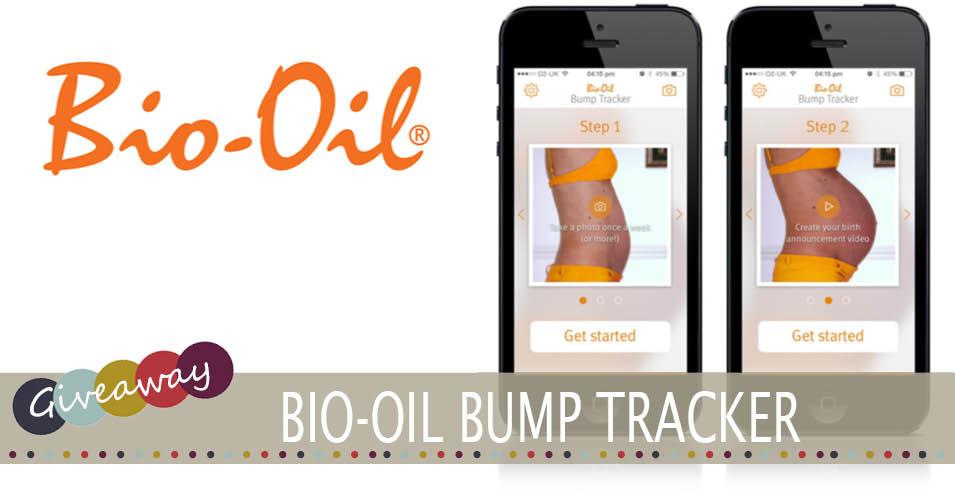 Bio Oil Bump Tracker
