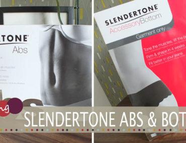Slendertone abs & Slendertone Bottom