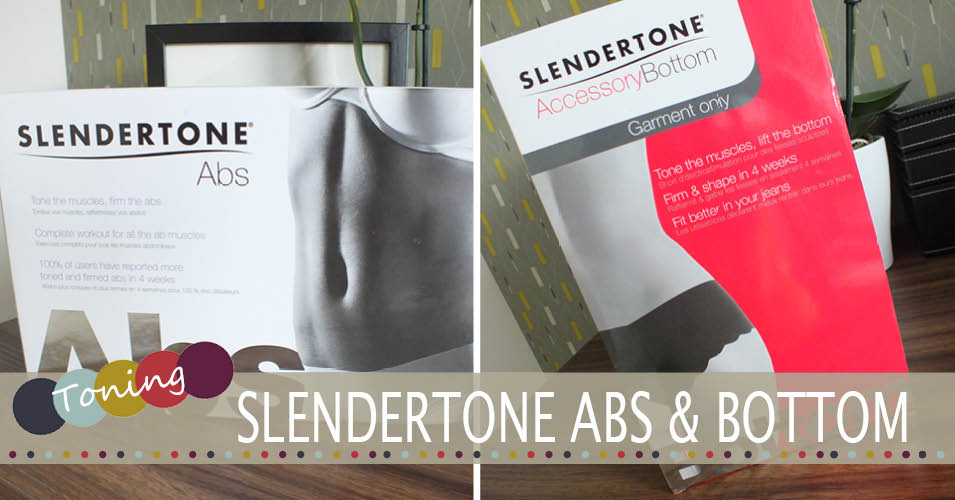 Slendertone Abs & Slendertone Bottom – The Summer Tone Up