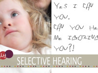 Toddlers Selective Hearing