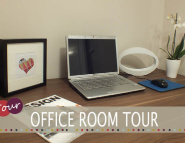 office room tour