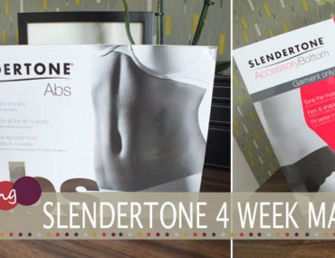 Slendertone abs and slendertone bottom before and after