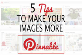 Make your blog posts more pinnable