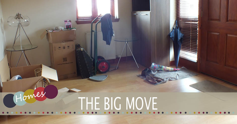 The Big Move | A New Chapter