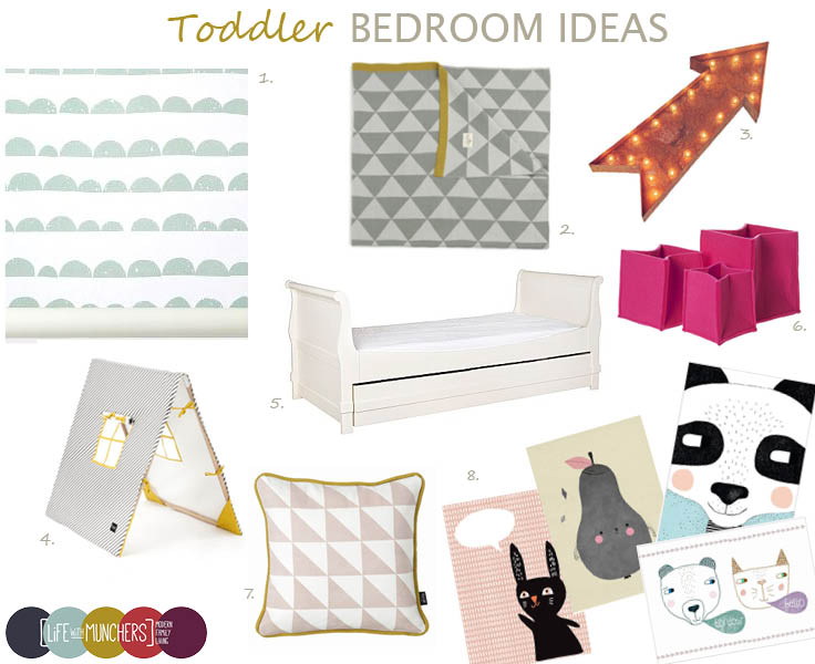 Toddler bedroom ideas 2014