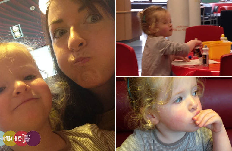 mummy & daughter day