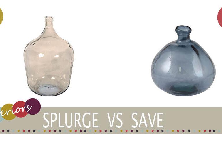 Cheap bottle neck vase