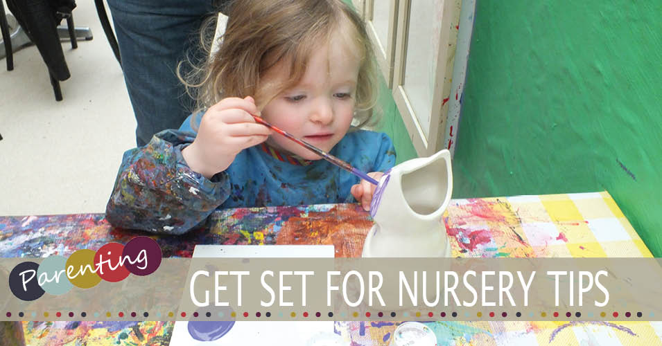 Preparing for nursery tips