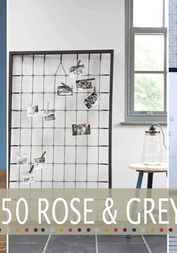 Rose & Grey Giveaway