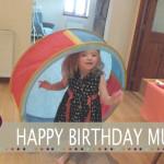 happy birthday munch