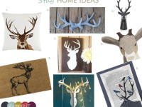 Stag head home ideas 2014