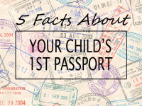 5 facts about your childs first passport