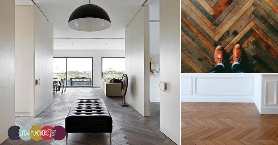 Hallway Inspiration flooring