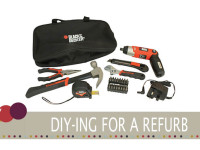 BLACK+DECKER Project kit