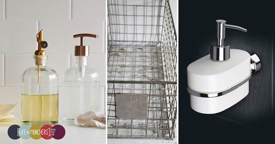 Bathroom Storage ideas modern