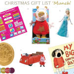 Christmas ideas for girls age 3