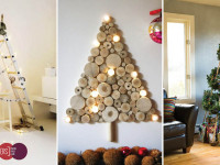 Alternative Christmas Tree ideas 1
