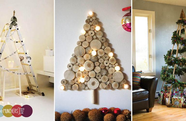 Alternative Christmas Tree ideas 1