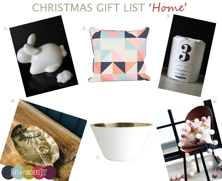 Christmas ideas for the home